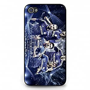 Chelsea Football Club Player Image Design Phone Case CH61SEA28 Hrad Plastic Case Cover For Iphone 4