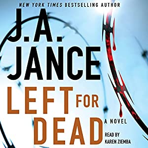 Left for Dead Audiobook