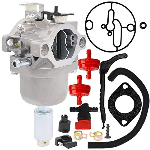 (594593 Carburetor for Briggs Stratton 591731 593514 697141 697190 698445 699109 699937 791858 791888 792171 792358 793224 790418 796109 794294 699916 593433 - 794572 Carburetor w/ Extra Rubber Gasket)