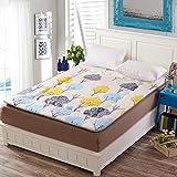 FDCVS Thickened taffeta mattresses student dormitory bedroom mattress-P 150x200cm(59x79inch)