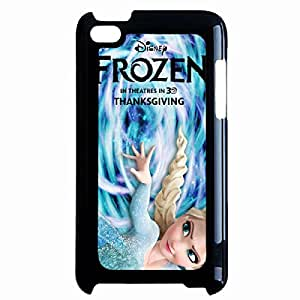 Frozen Phone Case Disney Cartoon Ipod Touch 4th Generation Phone Case Cover Cellphone Black Cover Frozen Ipod Touch 4th Generation Phone Case 007