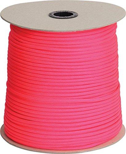 Parachute Cord Hot Pink.