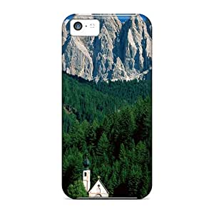 New Style JessePhoneacc Mountain In Italy Premium Tpu Cover Case For Iphone 5c