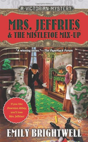 Jeffries Mistletoe Mix Up Victorian Mystery product image