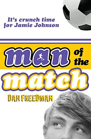 book cover of Man of the Match