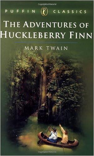 Huckleberry Finn? Help please. :x?