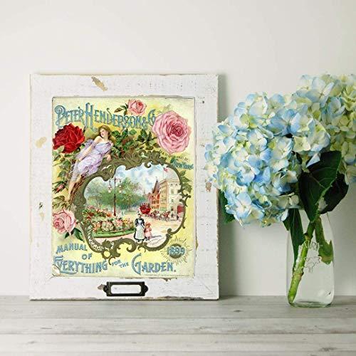 Garden Items Catalog