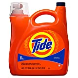 Tide Liquid Laundry Detergent, Original, 96 Loads 150 fl oz (Packaging May Vary)