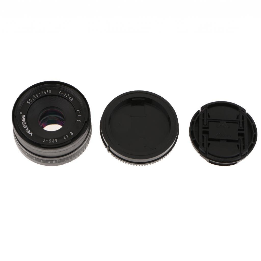 Homyl 32mm f/1.6 Large Aperture Manual Focus Lens APS-C for Sony E Mount Mirrorless Camera NEX 3 5 6 by Homyl (Image #6)