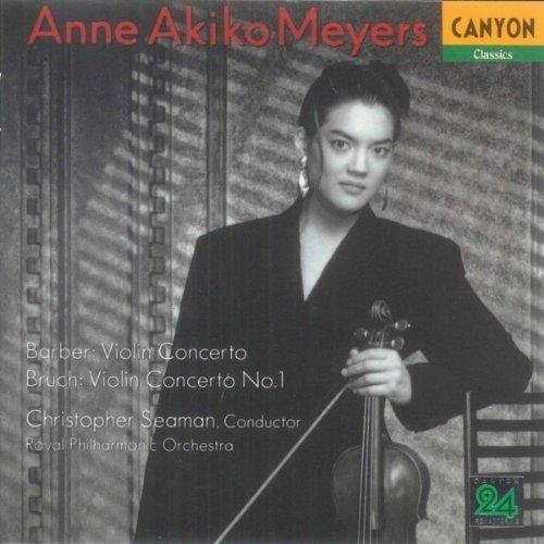 Barber: Violin Concerto - Bruc...