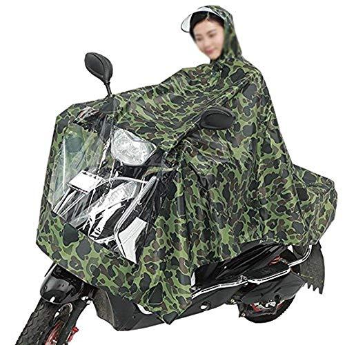 Extérieure Épaisse 10 Moto Eclipse Jeune Voiture Unique Capuche Électrique Poncho Imperméable Chapeau Adulte 07z44w