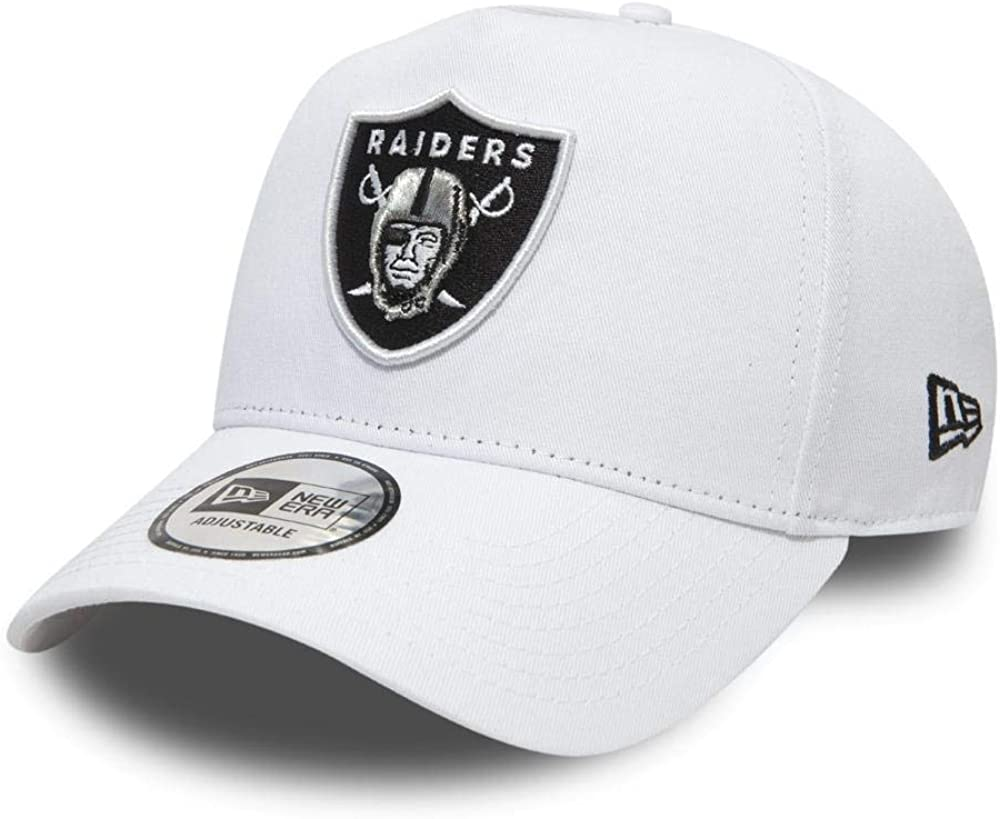 New Era Visera Curvada NFL Oakland Raiders Team Essential A-Frame ...