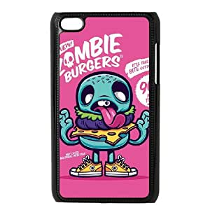 Winfors Zombie Phone Case For Ipod Touch 4 [Pattern-5]