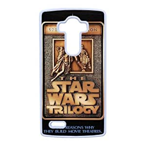 Star Wars For LG G4 Cell Phone Case White XER52043