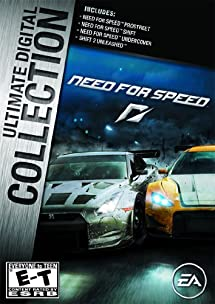 Amazon com: Need for Speed Ultimate Digital Collection