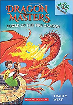 Amazon.com: Power of the Fire Dragon: A Branches Book