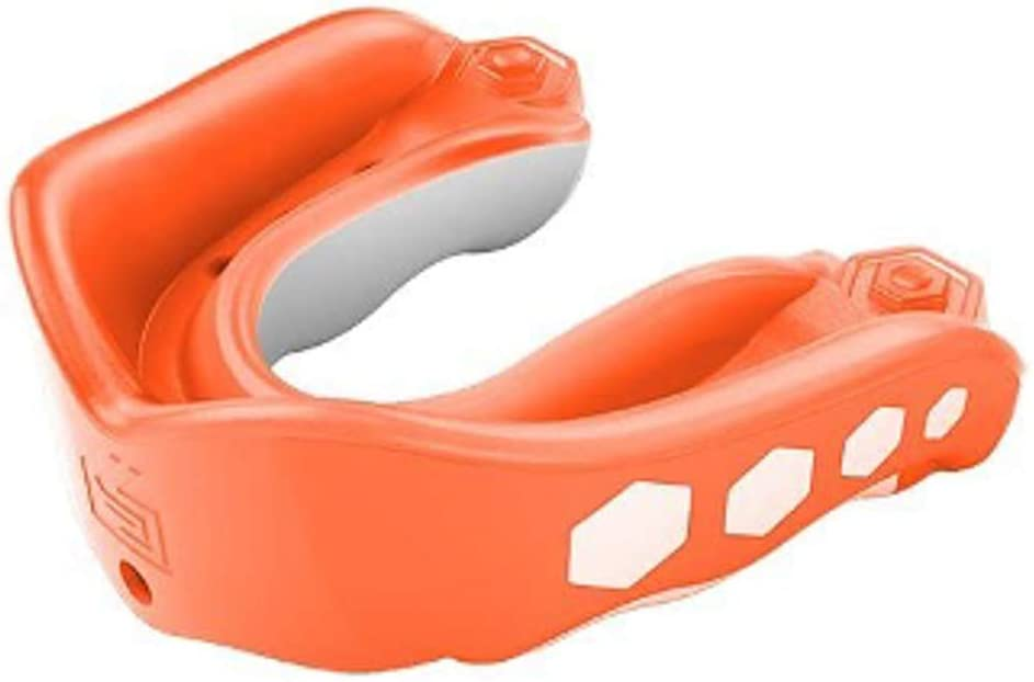 Shock Doctor Unisexs Gel Max Flavour Fusion Mouthguard