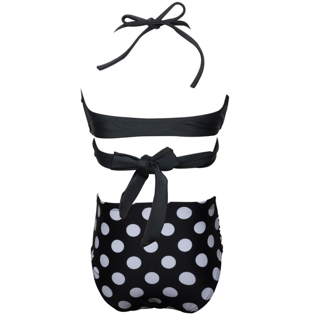 Wanshop Little Girl Swimwear Baby Girls Cute One Piece Swimsuit Swan Print Swimwear Swimming Costume 1-3 Years Old