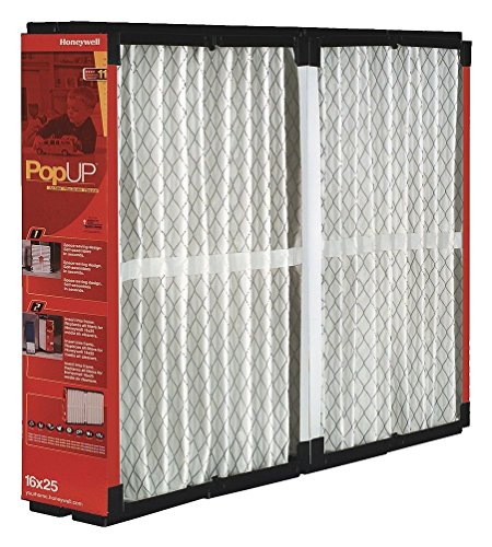 Honeywell POPUP1625-2pk Media Filter (Pack of 2)