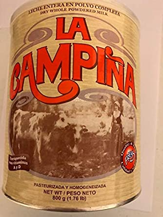 Leche En Polvo La Campiña - Powdered Milk (1.76 Lb)