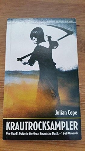 book cover of Krautrocksampler