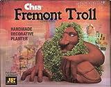 Chia Fremont Troll Handmade Decorative Planter