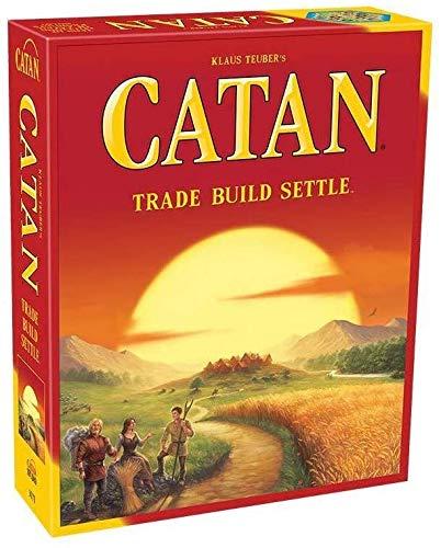 Catan Trade Build Settle Board Game 5th Edition Board Game