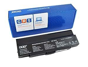 GRS bateria para Sony Vaio VGN-FJ3S 8800 mAh,11.1V, Li-Ion Accu, Laptop bateria