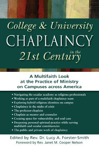 Download College & University Chaplaincy in the 21st Century: A Multifaith Look at the Practice of Ministry on Campuses across America Pdf