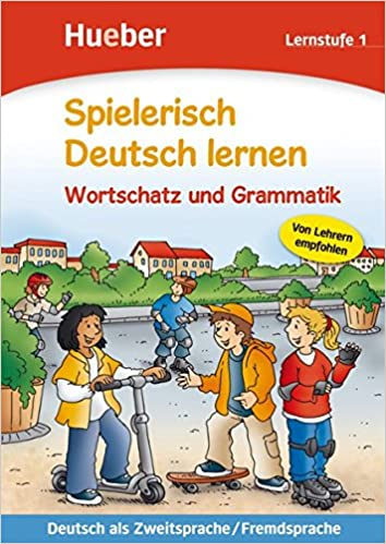 Spielerisch Deutsch Lernen. Wortschatzvertiefung Und Grammatik. Lernstufe. Per La Scuola Elementare: Spieler.dt.lernen 1 Ws/gr Descargar ebooks PDF
