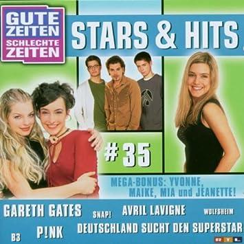 Gzsz Stars Hits No35 Various Amazonde Musik