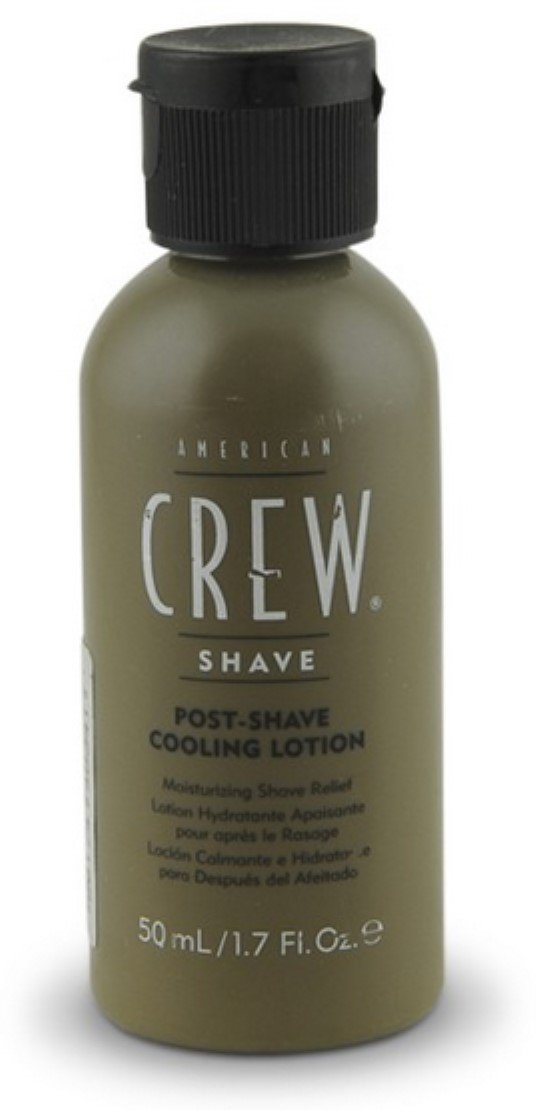 American Crew Shave Post-Shave Cooling Lotion, 1.7 oz (Pack of 5)