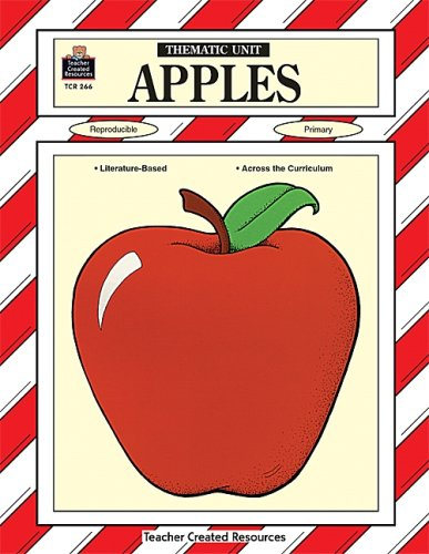 Amazon.com: Apples: Thematic Unit (Teacher Created Materials ...