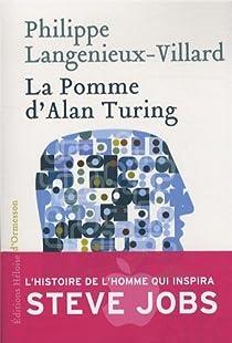 La pomme d'Alan Turing par Langenieux-Villard