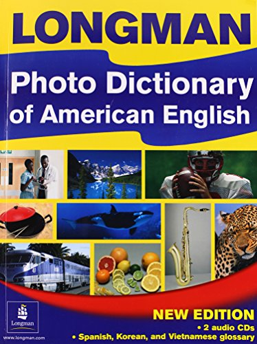 - Longman Photo Dictionary of American English