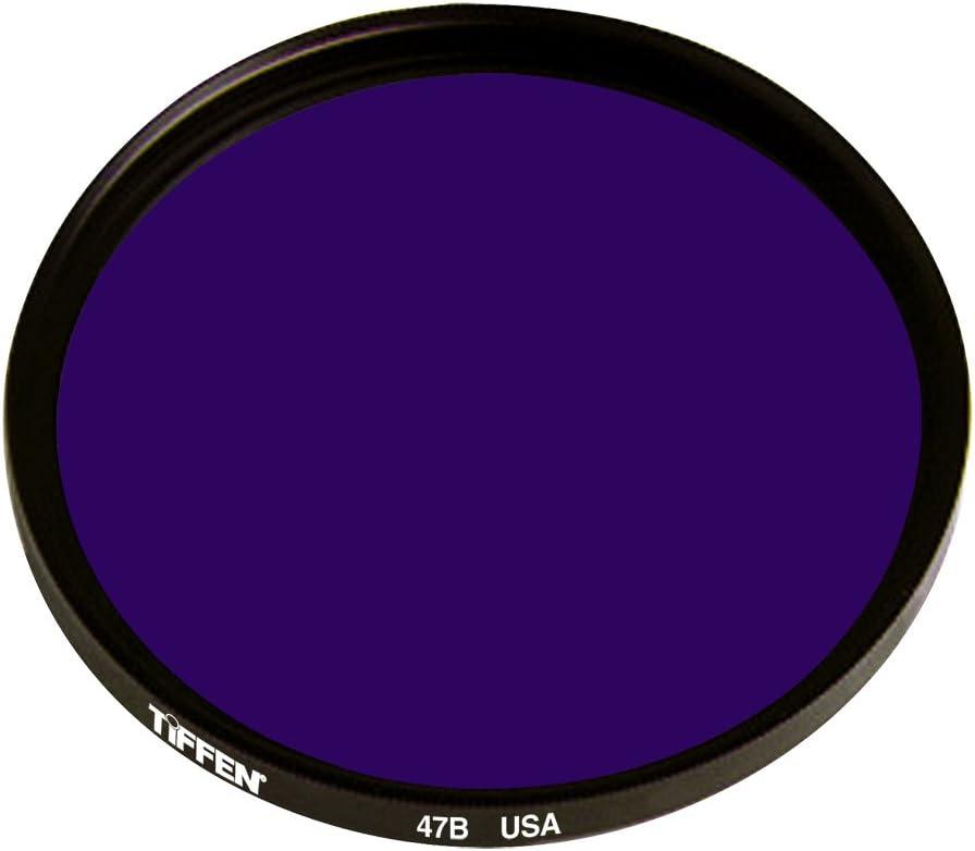 Blue Tiffen 4947B 49mm 47B Filter