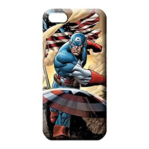 iphone 4s cover Bumper phone Hard Cases With Fashion Design phone carrying cases Ideal Lajonline captain America I4 Stylish