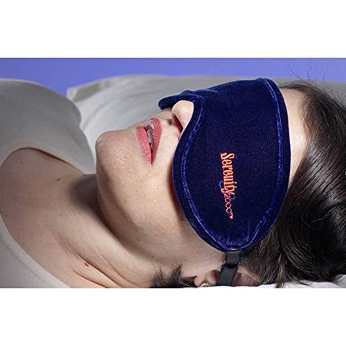 Magnetic Eye Mask for Improved Sleep & Wellness from SERENITY2000