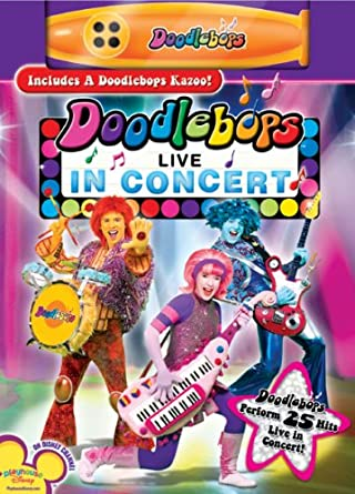 Amazon com: Doodlebops -Live in Concert: Lisa Lennox, Chad