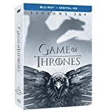 Game of thrones S3&4 BD [Blu-ray]