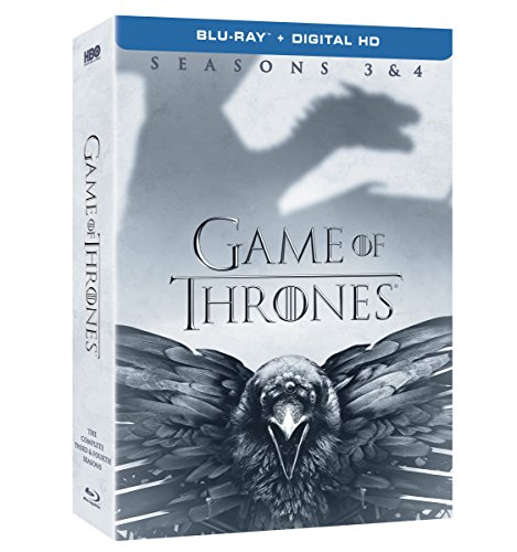 Game of Thrones Season 3 - 4 (2PK/ELITESC/BD+DC) [Blu-ray] (Game Of Thrones Season 3 Blu Ray)