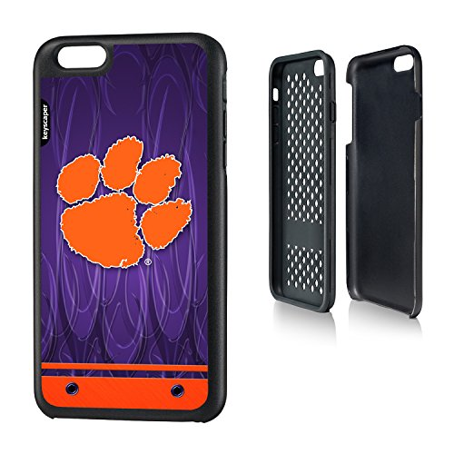 - Clemson Tigers iPhone 6 Plus & iPhone 6s Plus Rugged Case officially licensed by Clemson University for the Apple iPhone 6 Plus by keyscaper® Durable Two Layer Protection Shock Absorbing