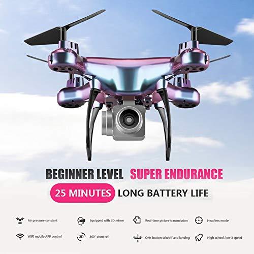 gfjfghfjfh Starry Sky Drone HD 1080P WiFi Fotografía aérea HD ...