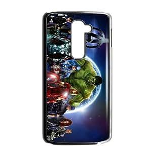 LG G2 Cell Phone Case Black Avengers HOK Cell Phone Case Design Durable