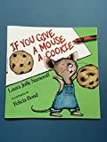 img - for If You Give a Mouse a Cookie by Laura Joffe Numeroff (1988-06-03) book / textbook / text book