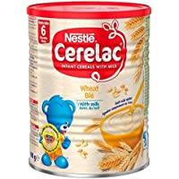 Nestle Cerelac Wheat 400g (England)