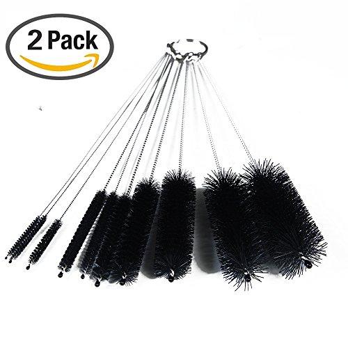 Dxg Cleaning Brush Set, 8.2 Inch Nylon Tube Brush Set for Dr