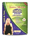 Cheap Arina Manta – Natural, Grass-Fed, 100 Percent Complete Protein Powder (Whey Isolate and Hydrolyzed Proteins). Naturally Delicious, Vanilla, 30 Servings. (24 Ounce)