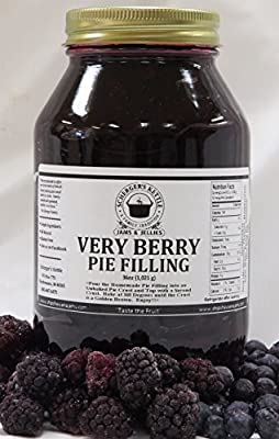 Very Berry Pie Filling, 36 oz