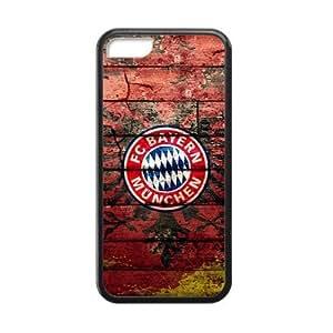 MEIMEIRAROFU Popular Case Bayern Munich Custom Cases for ipod touch 4 TPU (Laser Technology)LINMM58281